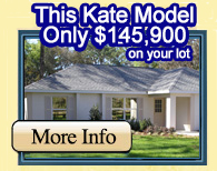 This Kate Model Only $129,000 on your lot