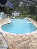 Refinished Pool